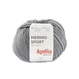 Katia Merino Sport 63 - Medium grijs