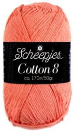 Scheepjes Cotton 8 650
