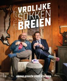 Workshop Vrolijke sokken breien met Mr Knitbear 13 en 28 februari