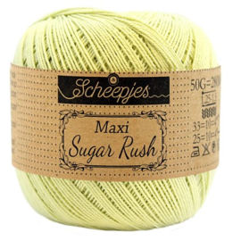 Scheepjes Maxi Sugar Rush 392 Lime Juice