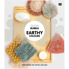 Rico Design Bubble Earthy patronen