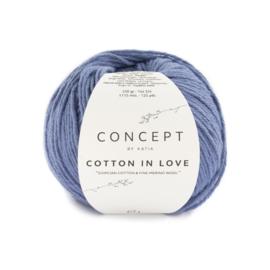 Katia Concept Cotton in Love 64 - Jeans