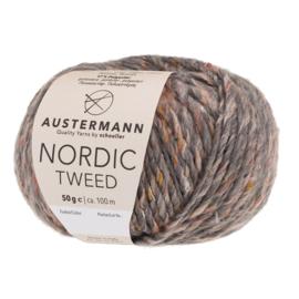 Austermann Nordic Tweed 05 grijs