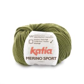 Katia Merino Sport 16 - Licht groen