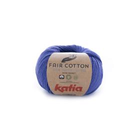 Katia Fair Cotton 24 - Nachtblauw