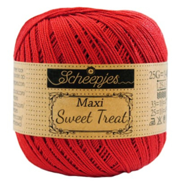 Scheepjes Maxi Sweet Treat 115 Hot Red