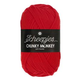 Scheepjes Chunkey Monkey 1010 Scarlet