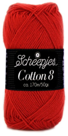 Scheepjes Cotton 8 510