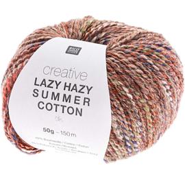 Rico Creative Lazy Hazy Summer Cotton 005 bordeaux