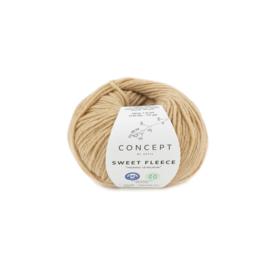 Katia Concept Sweet Fleece 66 - Camel