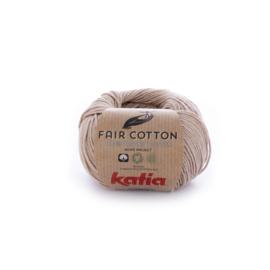 Katia Fair Cotton 12 - Sepiabruin