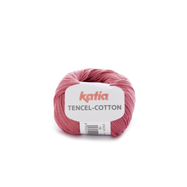 Katia Tencel-Cotton 16 - Framboosrood