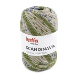 Katia Scandinavia 205 - Groen-Blauw