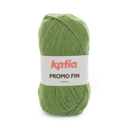 Katia Promo Fin 598 - Licht groen