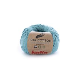 Katia Fair Cotton 16 - Turquoise