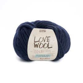Katia Love Wool 121 - Donker blauw