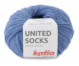 Katia United Socks 12 - Jeans