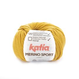 Katia Merino Sport 44 - Mosterdgeel