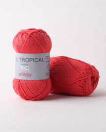Phildar Tropical Coquelicot