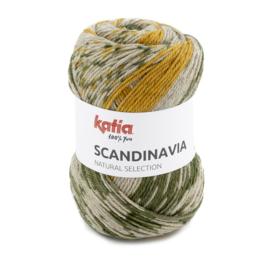 Katia Scandinavia 206 - Groen-Geel