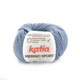 Katia Merino Sport 48 - Blauw