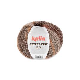 Katia Azteca Fine Lux 403 - Terrabruin-Medium oranje