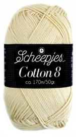 Scheepjes Cotton 8 501