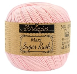 Scheepjes Maxi Sugar Rush 238 Powder Pink