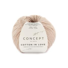 Katia Concept Cotton in Love 52 - Licht zalmroze
