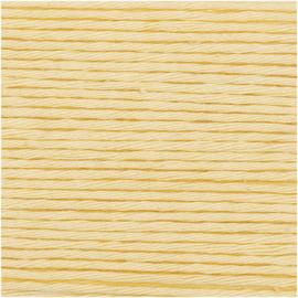 Rico Creative Cotton Aran 04 Pastel Yellow