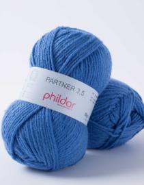 Phildar Partner 3,5 Bleuet