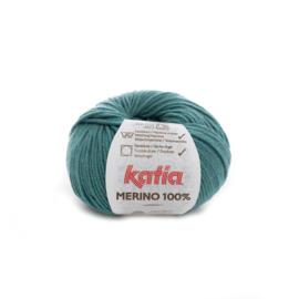 Katia Merino 100% 54 - Groen