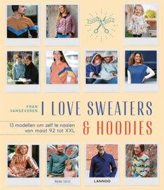 Boek I Love Sweaters and Hoodies