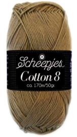 Scheepjes Cotton 8 659