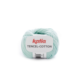 Katia Tencel-Cotton 21 - Waterblauw
