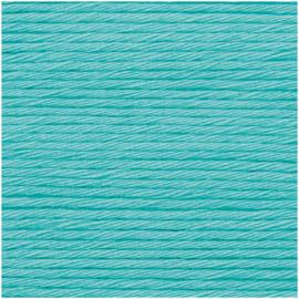 Rico Creative Cotton Aran 37 Sky-Blue