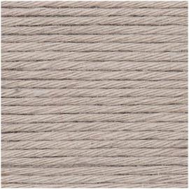 Rico Creative Cotton Aran 52 Pearlgrey