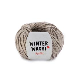 Katia Winter Washi 202 - Steengrijs-Bruin