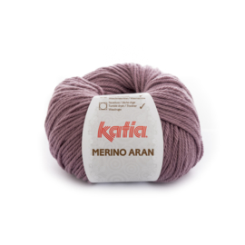 Katia Merino Aran 85 - Donker paars