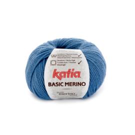 Katia Basic Merino 33 - Licht blauw