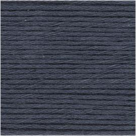Rico Creative Cotton Aran 19 Night Blue