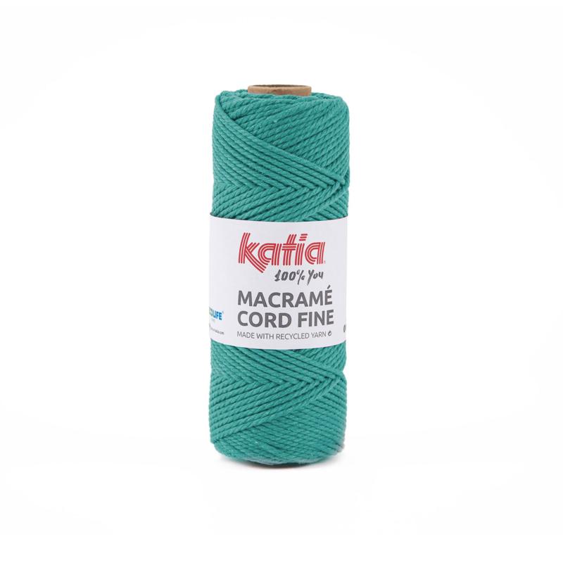 Katia Macramé Cord Fine 211