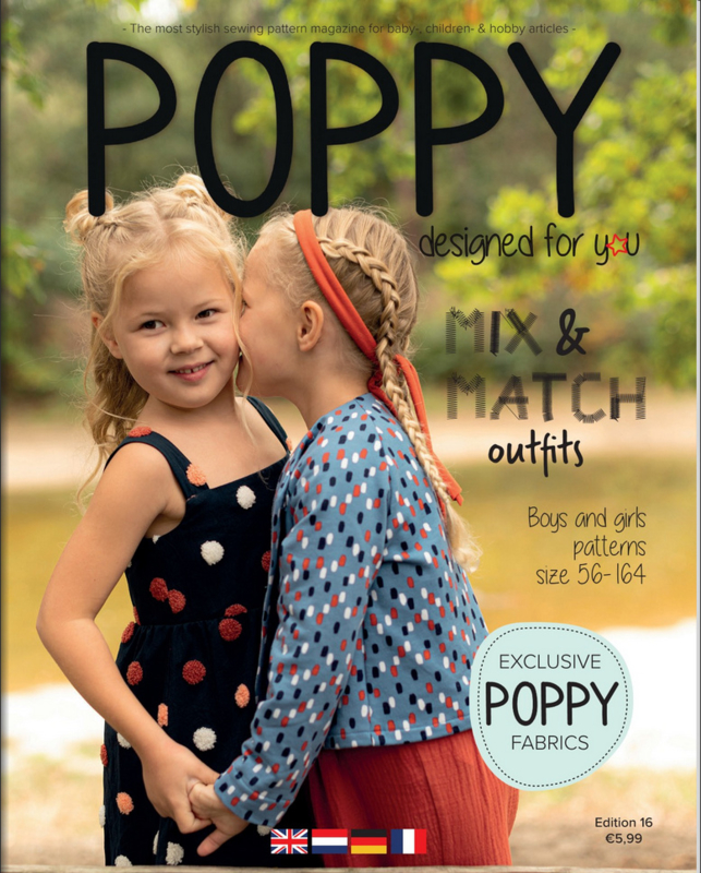 Poppy editie 16 zomer 2021