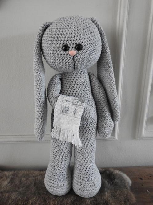XXL Funny Bunny Basic staand