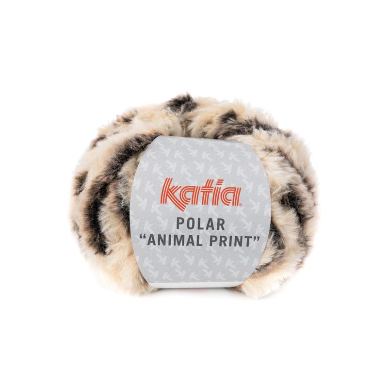 """Katia Polar """"Animal Print"""""""
