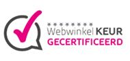 webwinkelkeur geccertificeerd
