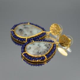 Kiwistone en crystals