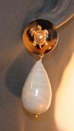Resin en cotton pearls