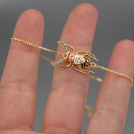 Armbandje insect