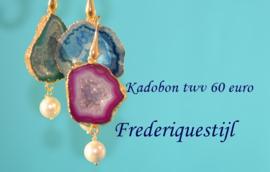 Kadobon 60 euro